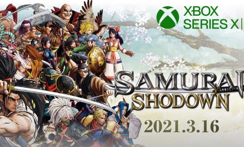 Samurai Shodown Special Edition Xbox X-S