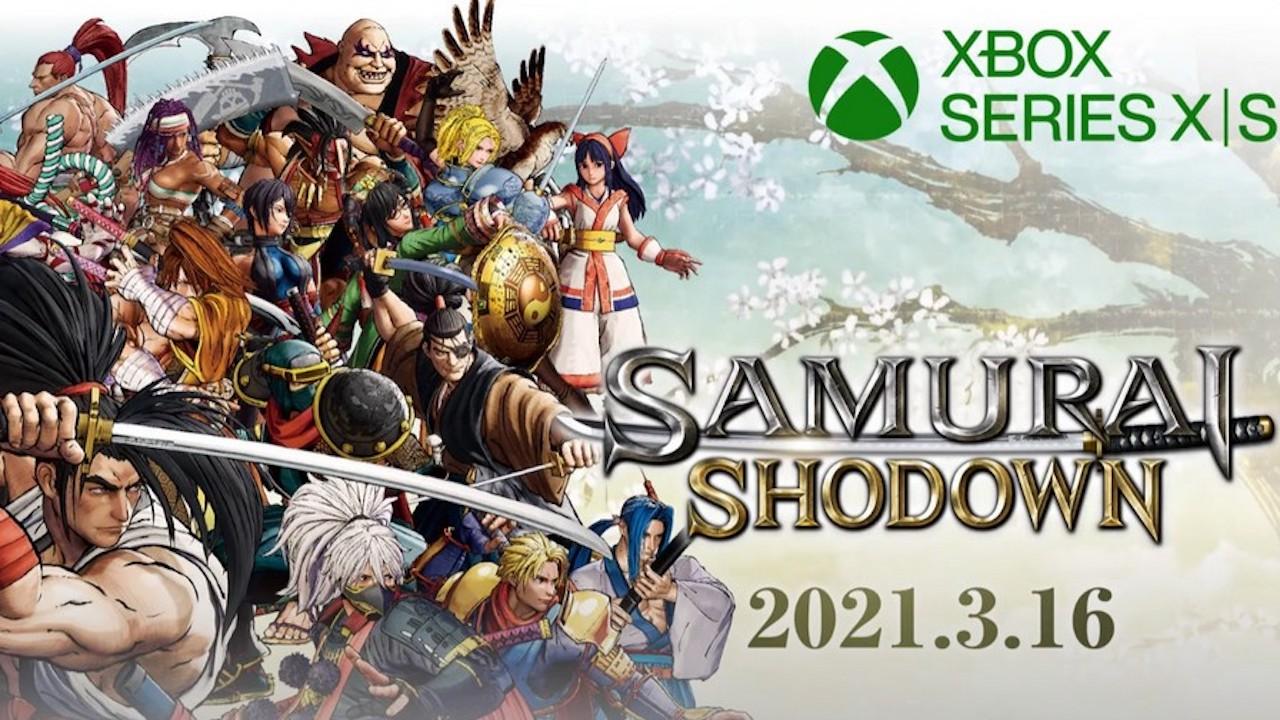 Disponibile da oggi Samurai Shodown Special Edition per Xbox Series X | S thumbnail