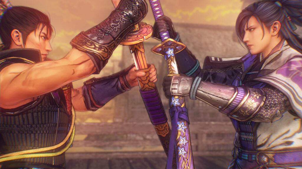 Samurai Warriors 5 disponibile