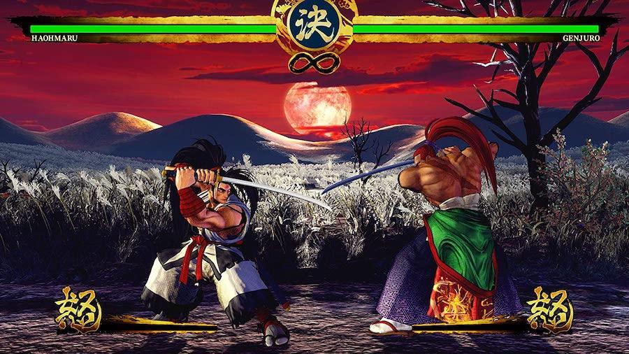 Samurai Shodown Special Edition combattimento