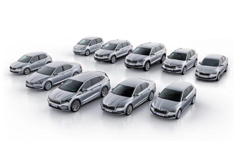 Skoda Gruppo Volkswagen