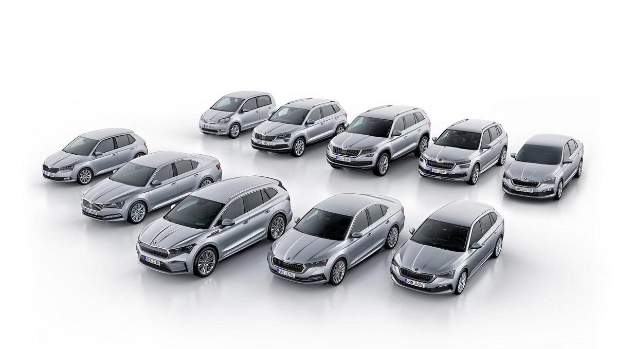 Skoda celebra i 30 anni dall'ingresso nel Gruppo Volkswagen thumbnail