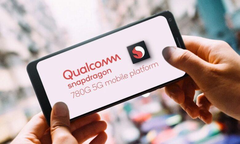 Qualcomm Snapdragon 780G 5G