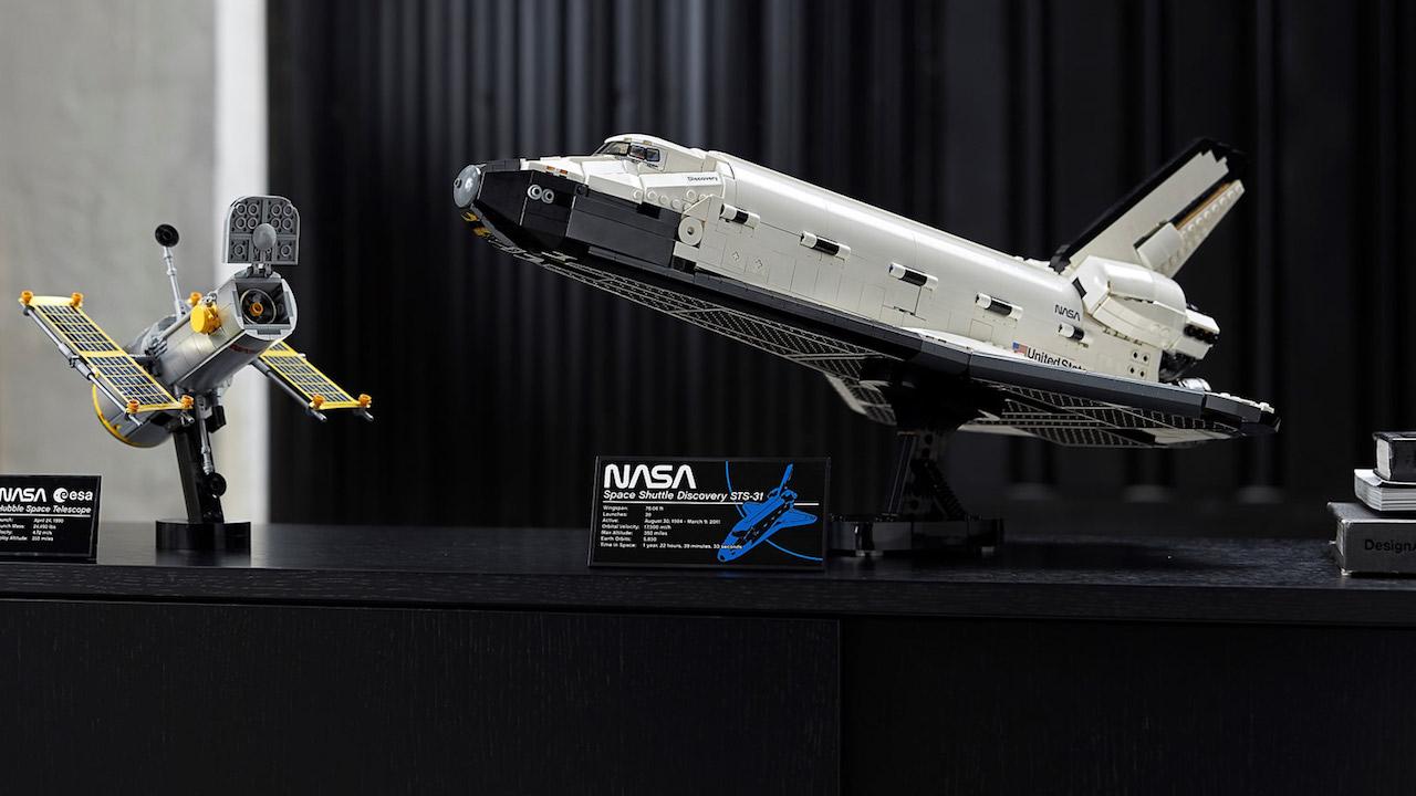 LEGO annuncia il set dello Space Shuttle più grande di sempre thumbnail