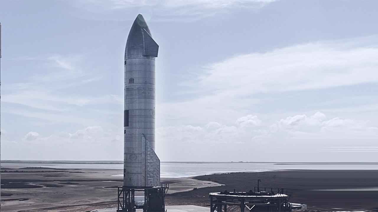 NASA vs SpaceX: sospeso il contratto da 2,9 miliardi di dollari thumbnail