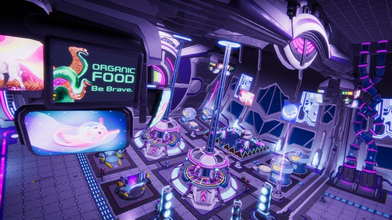 Spacebase Startopia è disponibile su console e PC thumbnail