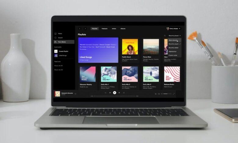 Spotify per PC