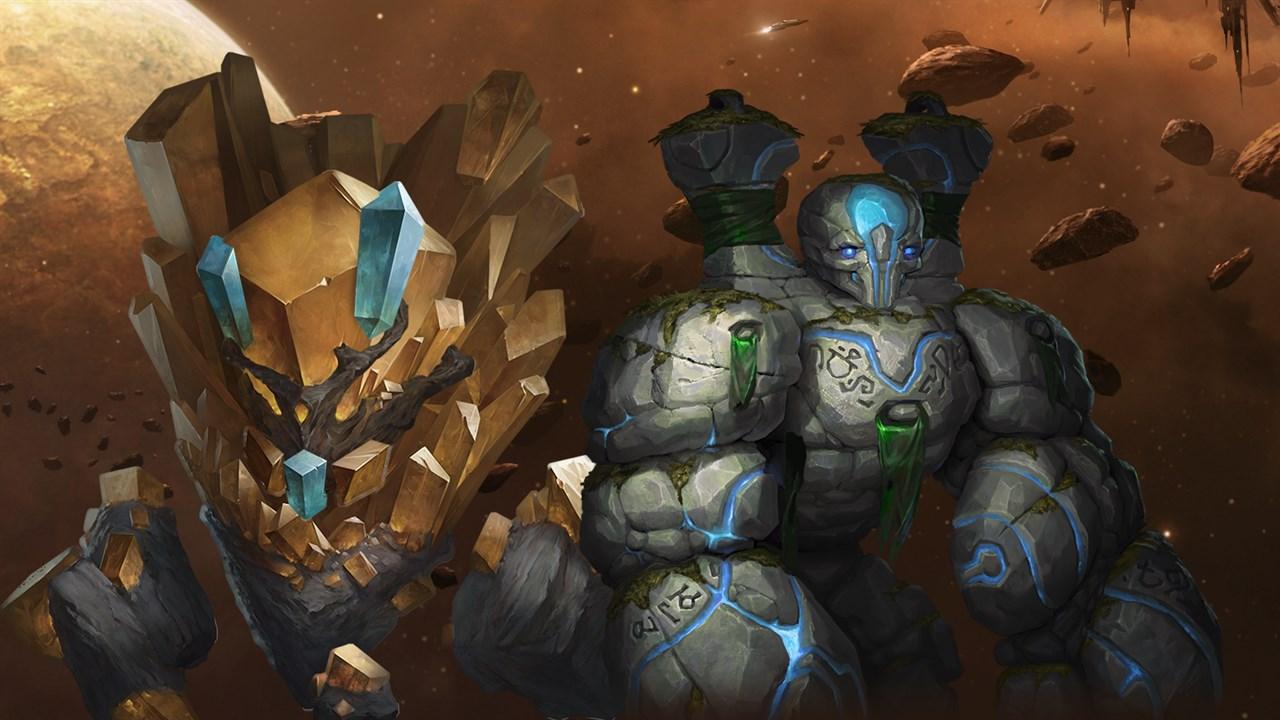 Arriva l'espansione Lithoids Species Pack per Stellaris: Console Edition thumbnail