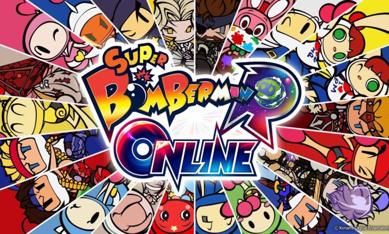 Super Bomberman R online personaggi