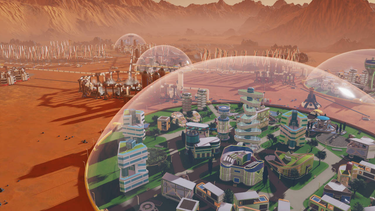 Surviving Mars gratis su Epic Games Store thumbnail
