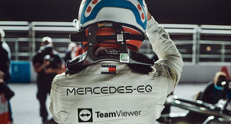 TeamViewer-Mercedes