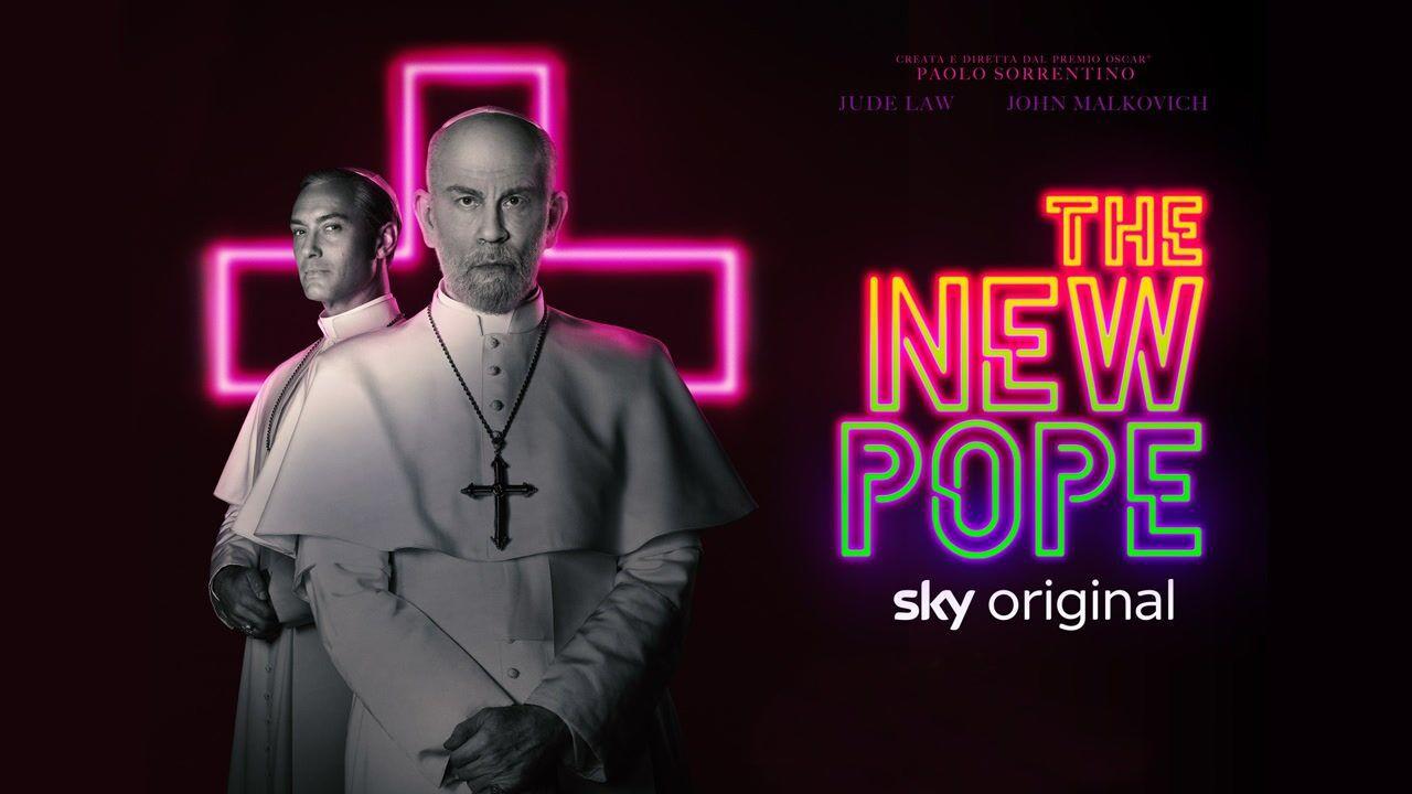 Cosa guardare su NOW TV  The New Pope