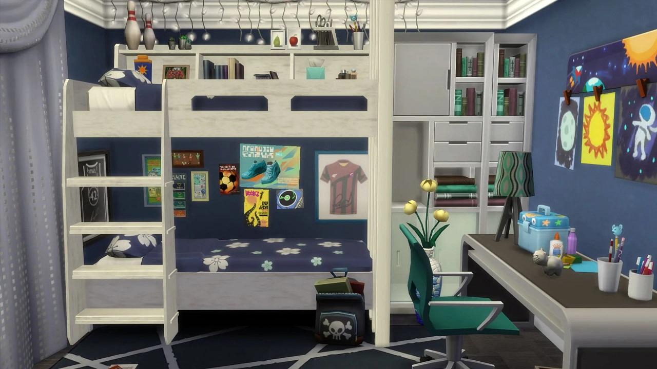 I letti a castello arrivano ufficialmente su The Sims 4 thumbnail