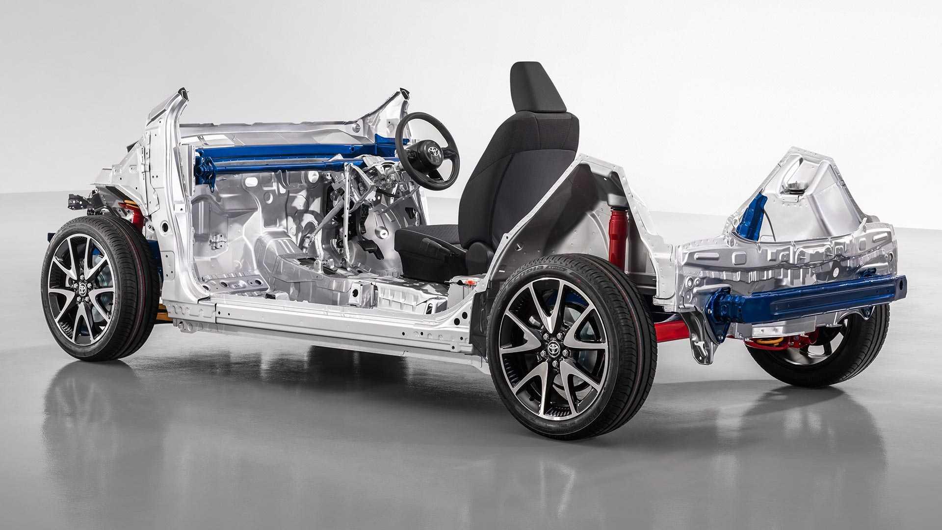 Toyota Aygo 2022 TNGA-B