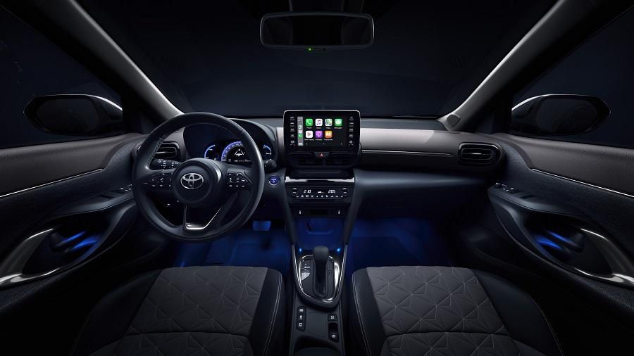Toyota Yaris Cross 2021 interni