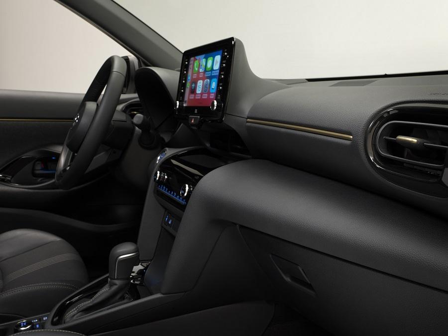 Toyota Yaris Cross 2021 interni2