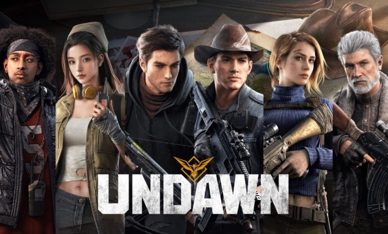 Undawn-survival-game-tech-princess