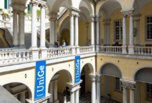 Università di genova canon