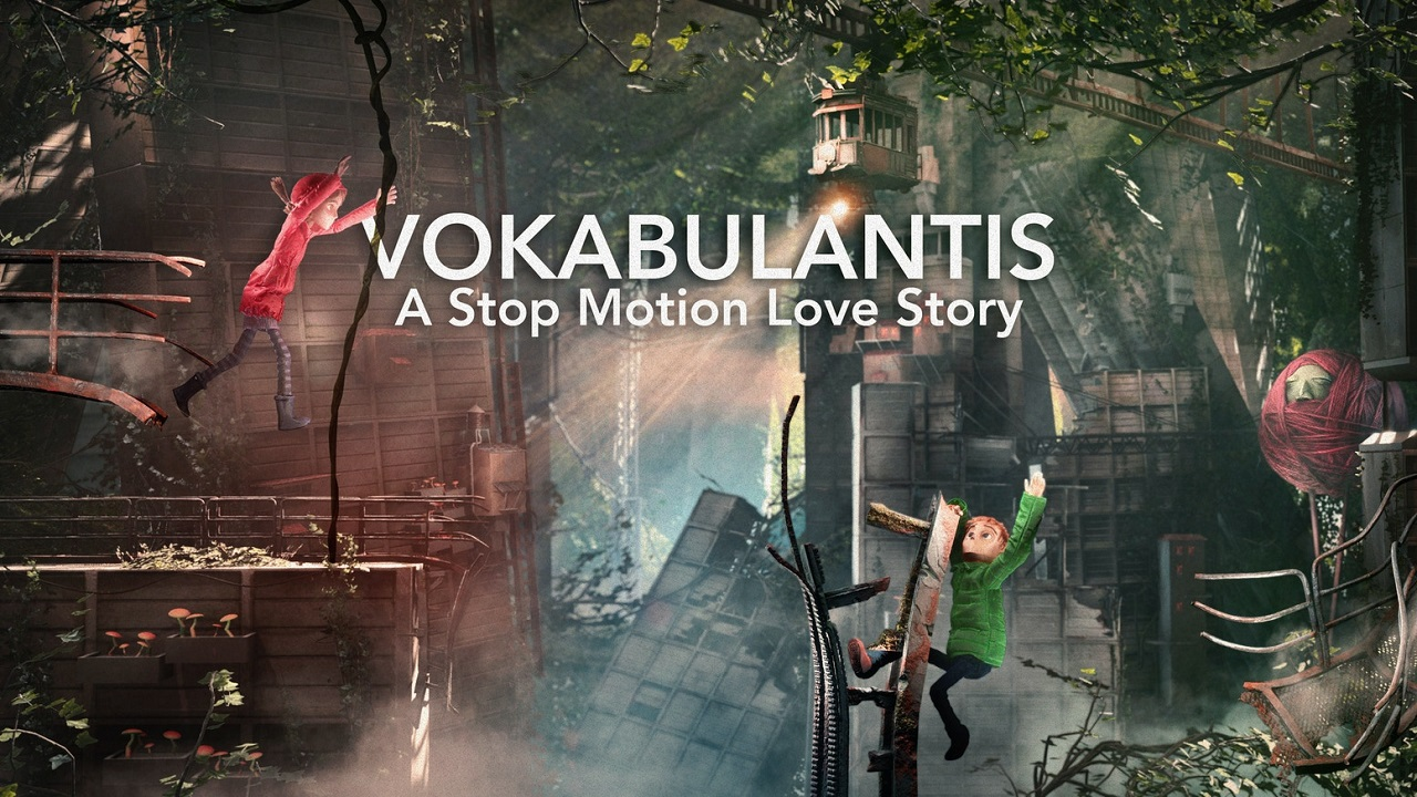 Vokabulantis è una bellissima storia d'amore in co-op in stop motion thumbnail