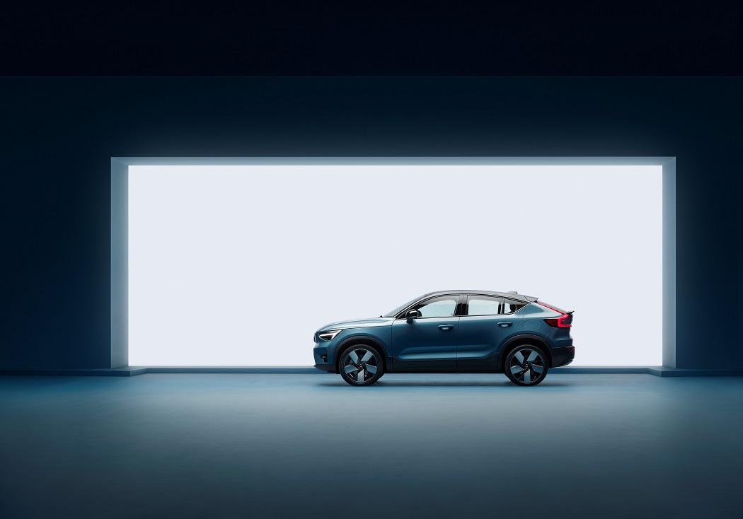 Volvo C40 2021 profilo