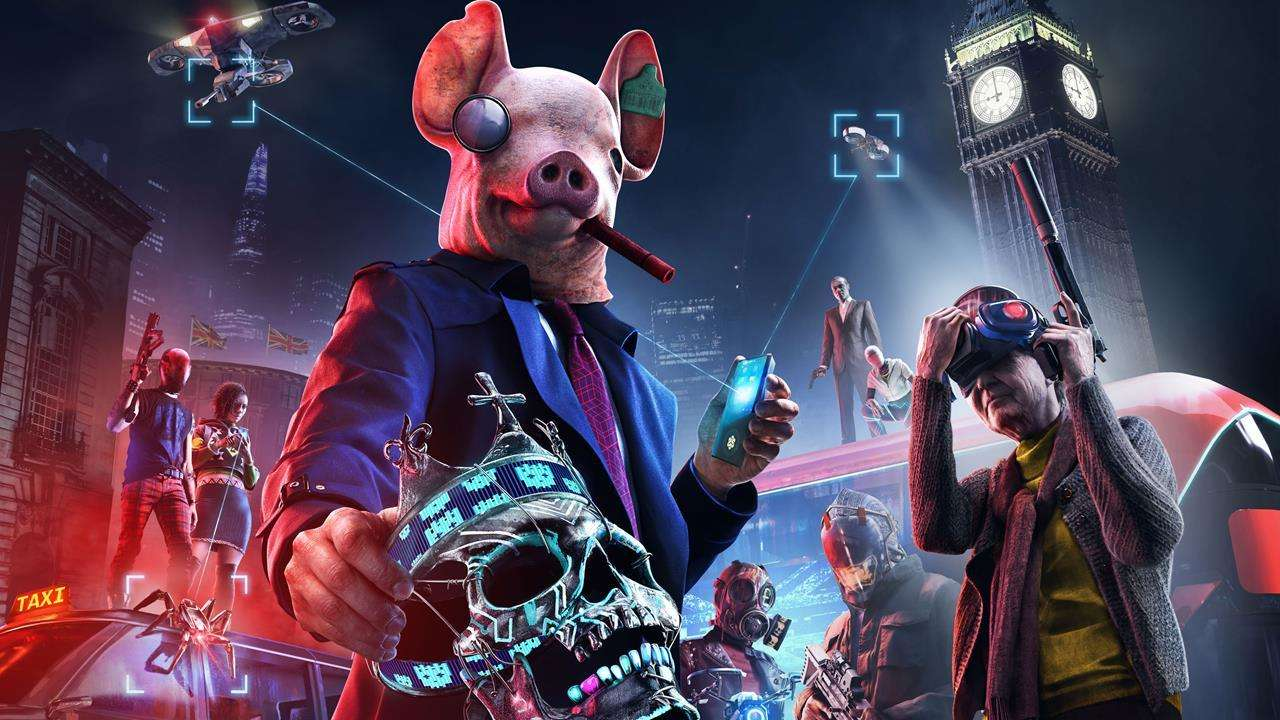 Ubisoft regala Watch Dogs Legion, ma solo per un weekend thumbnail
