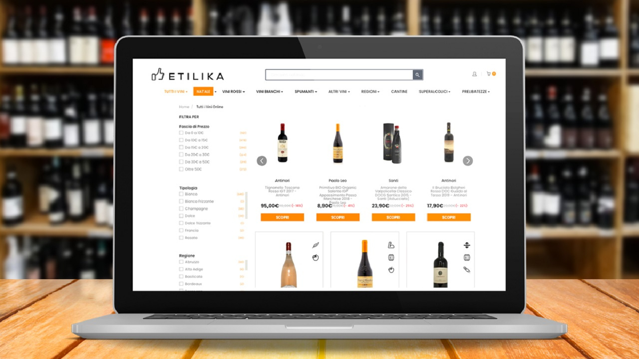Etilika lancia il progetto Winecast thumbnail