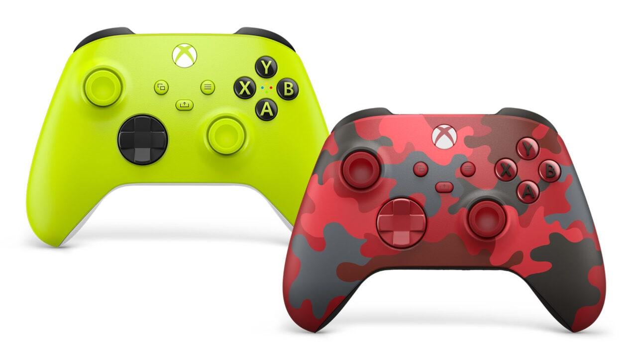 Nuove colorazioni disponibili per il controller wireless di Xbox thumbnail
