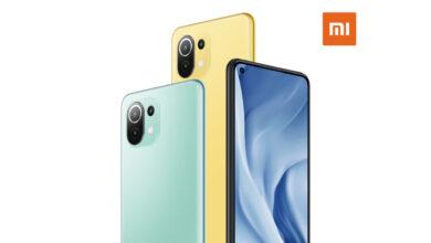 Xiaomi Mi 11 Lite copertina