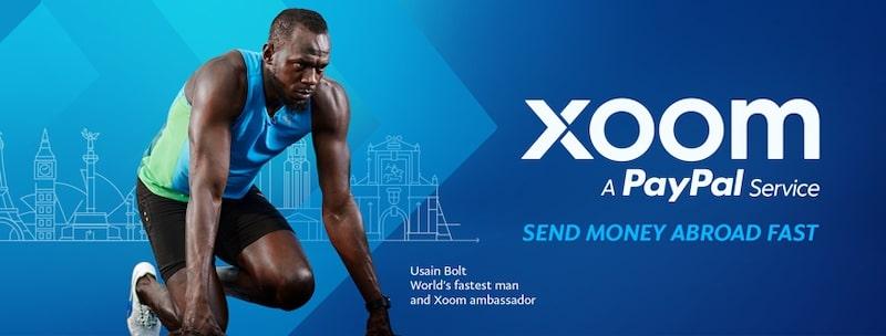 xoom Usain Bolt