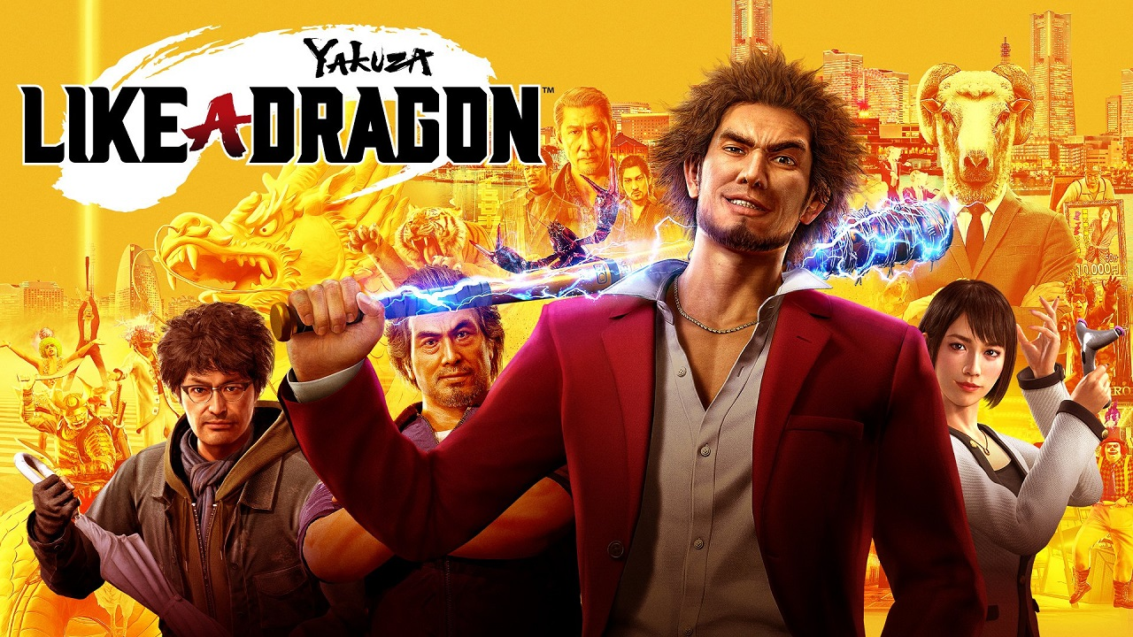 Yakuza: Like a Dragon è disponibile su PlayStation 5 thumbnail