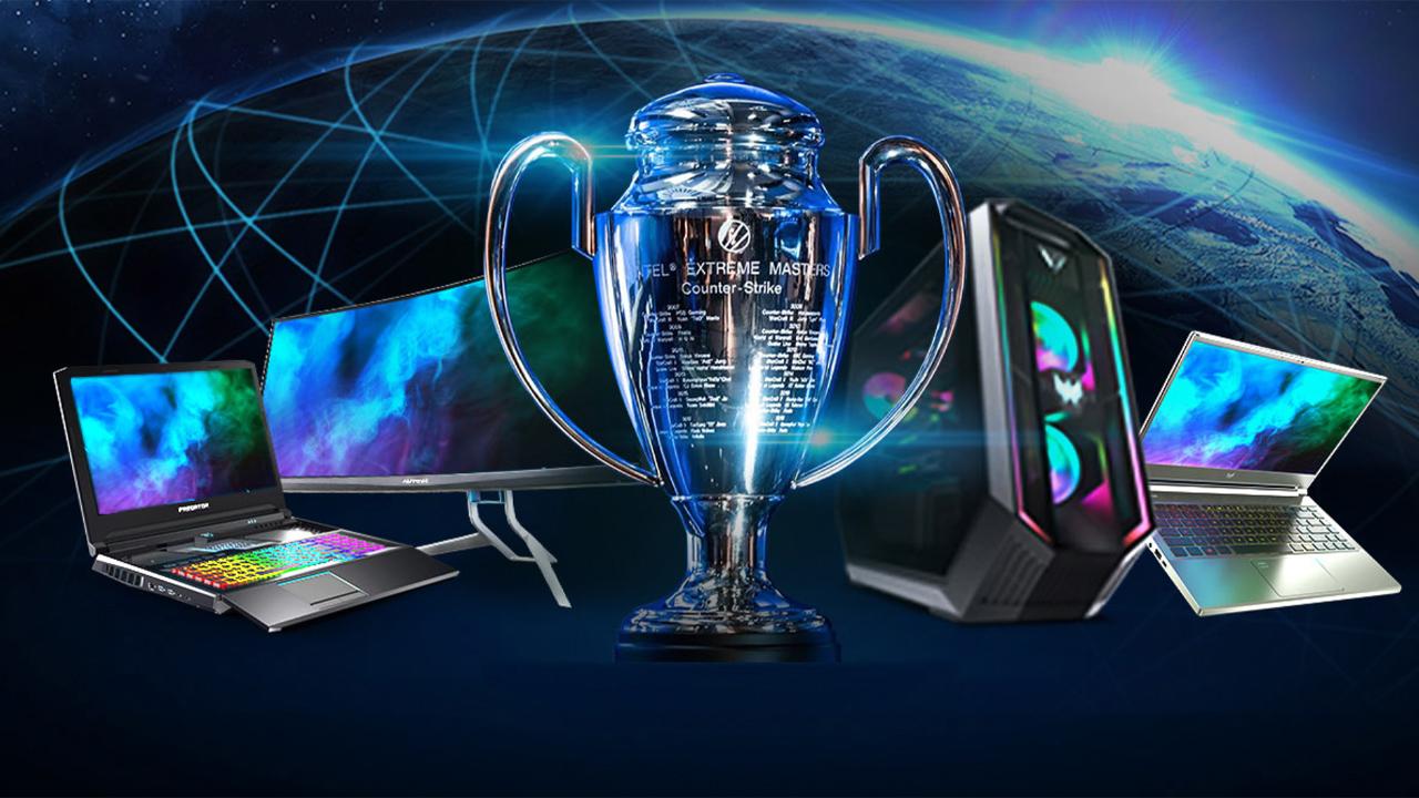 Predator è partner ufficiale dell'evento gaming Intel Extreme Masters di Katowice thumbnail
