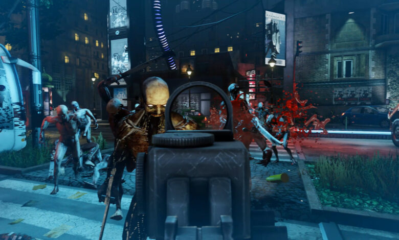 Killing Floor 2: Dystopian Devastation mirino