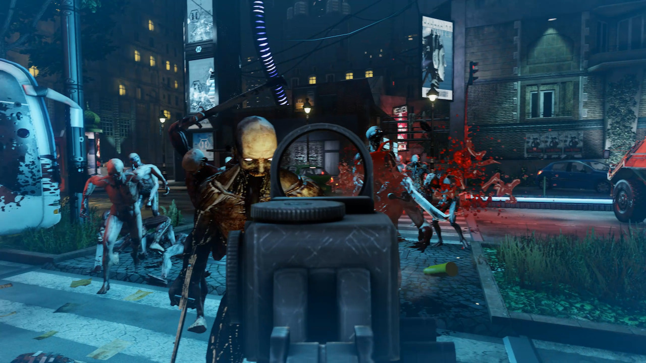 Killing Floor 2: Dystopian Devastation, disponibile l'aggiornamento gratuito thumbnail