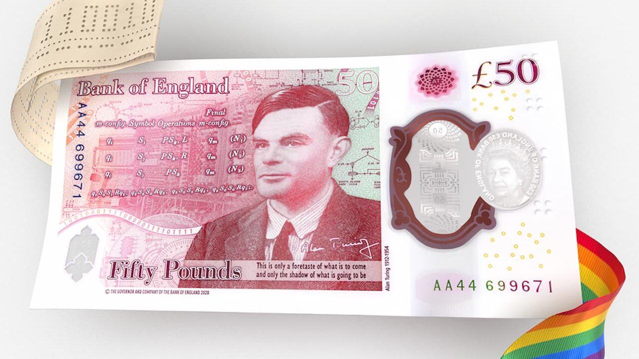 Alan Turing debutterà presto sulle banconote inglesi thumbnail