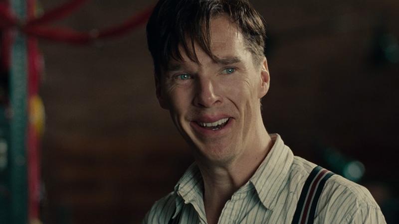 Alan Turing Benedict Cumberbatch The Imitation Game