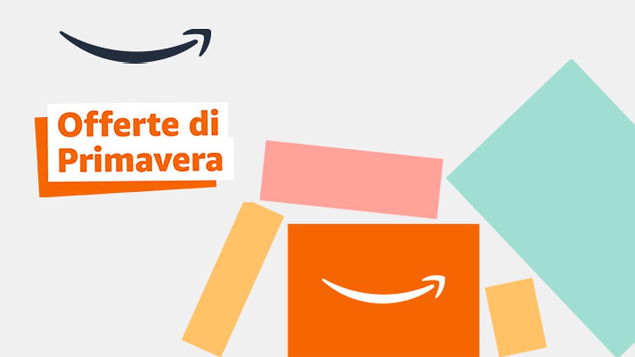 Le migliori offerte di primavera di Amazon thumbnail