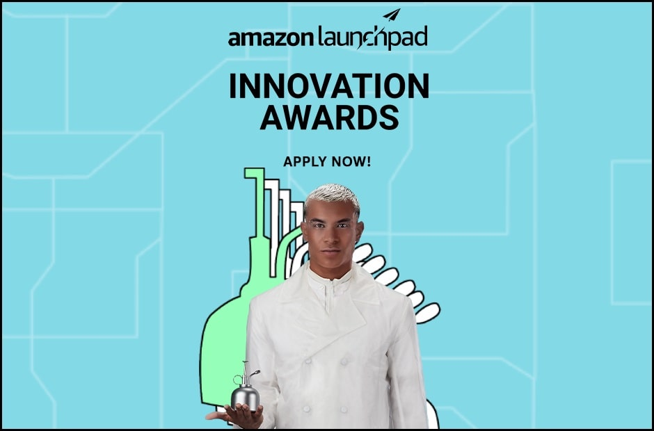 amazon startup dell'anno