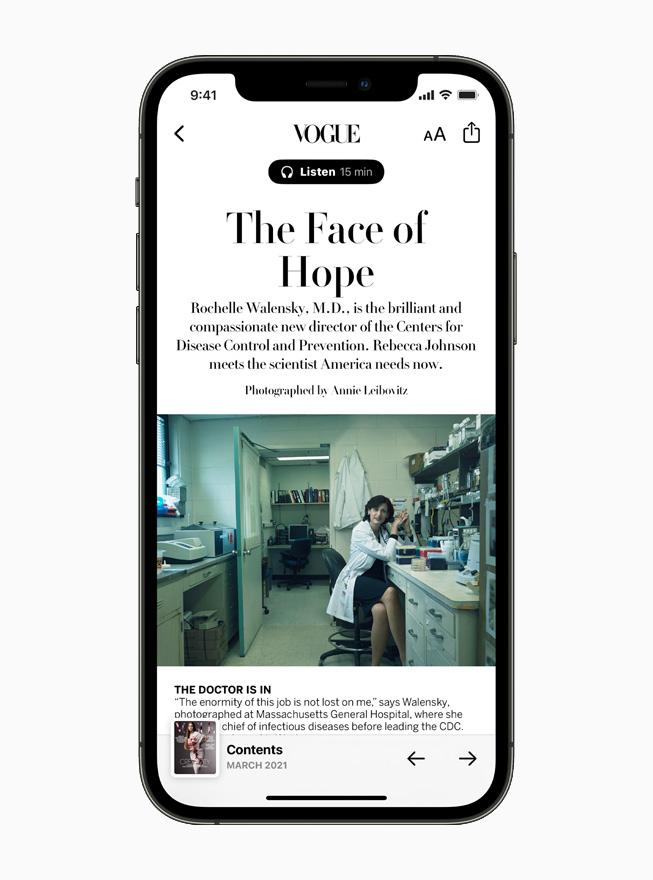 apple news donne
