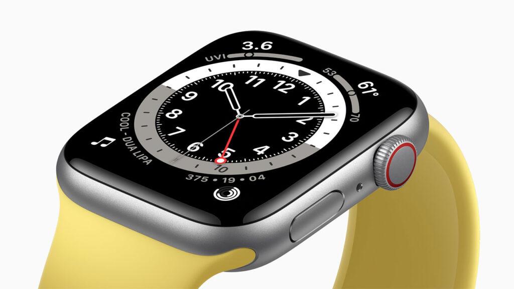 apple watch - monitoraggio glucosio nel sangue
