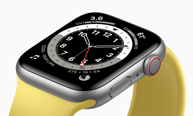 apple watch - monitoraggio cardiaco