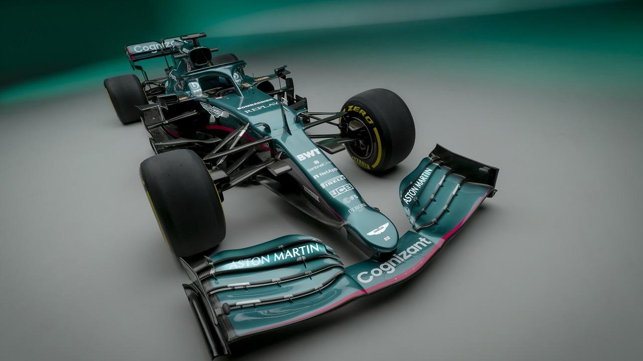 Aston Martin dà il via ad una nuova era con il ritorno in Formula 1 thumbnail