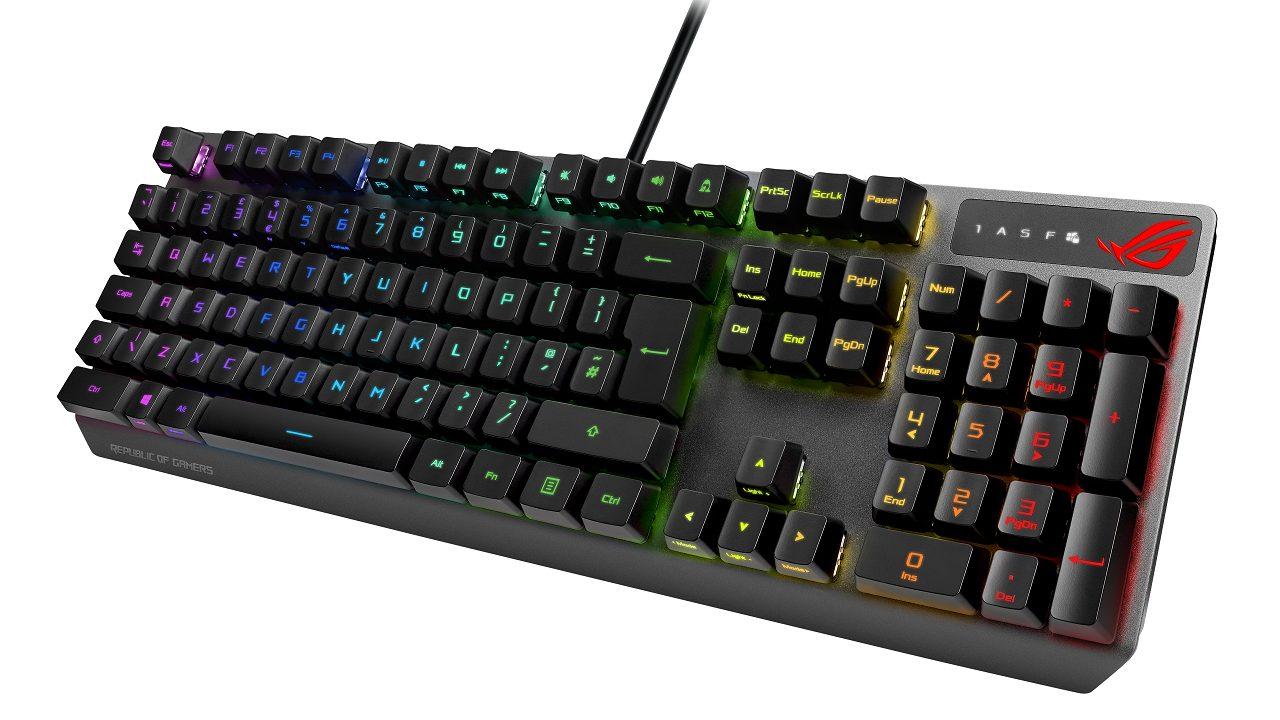ASUS ROG svela i nuovi accessori per il gaming thumbnail