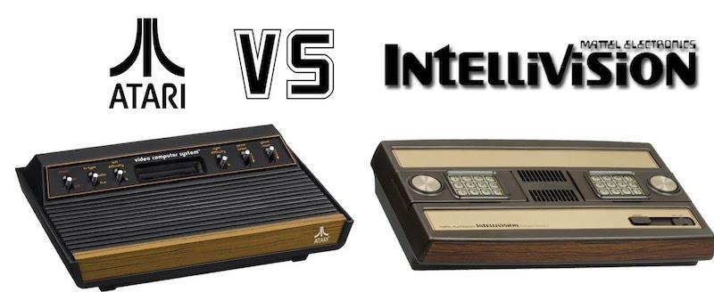 remake console atari vs intellivision