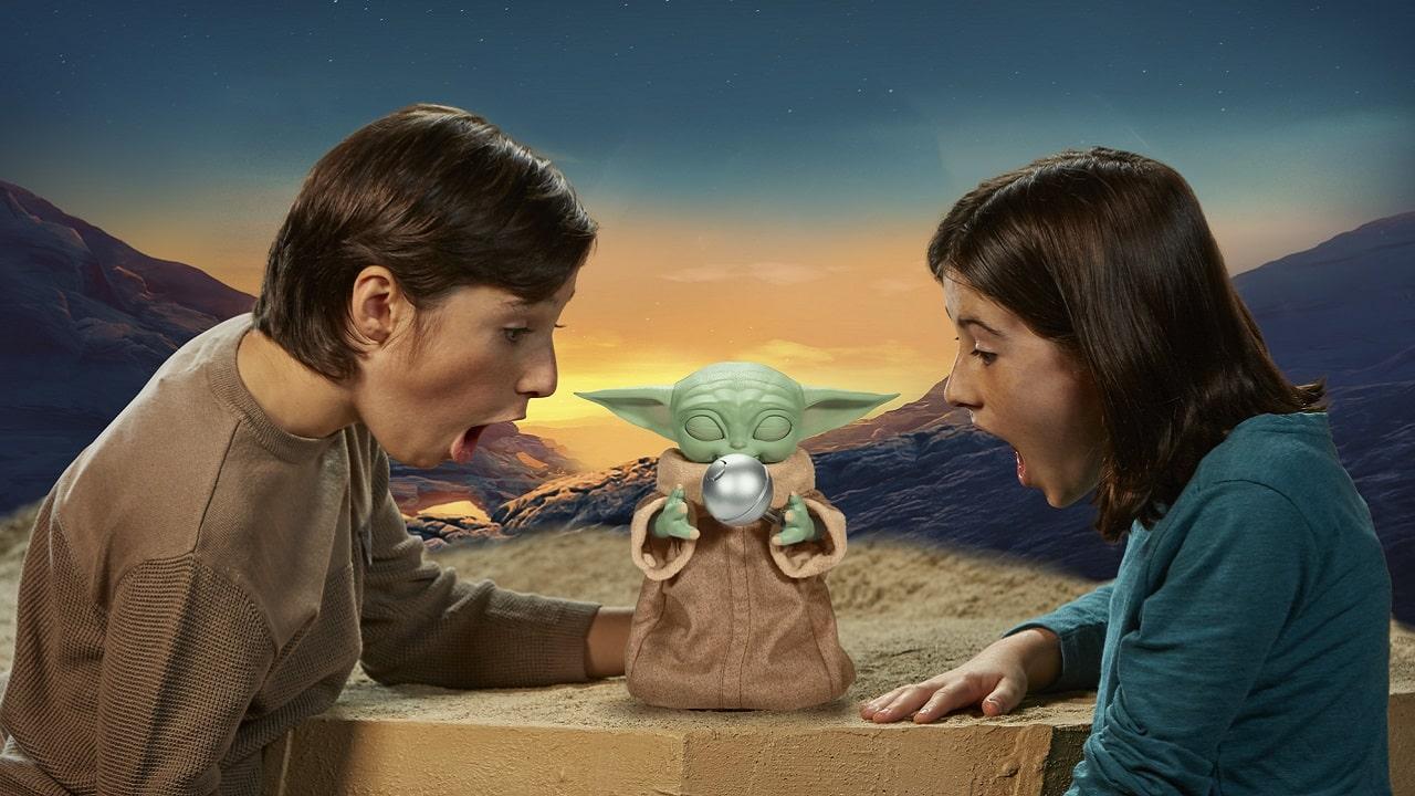 "Baby Yoda ritorna in versione ""Grogu Golosone Galattico"" thumbnail"