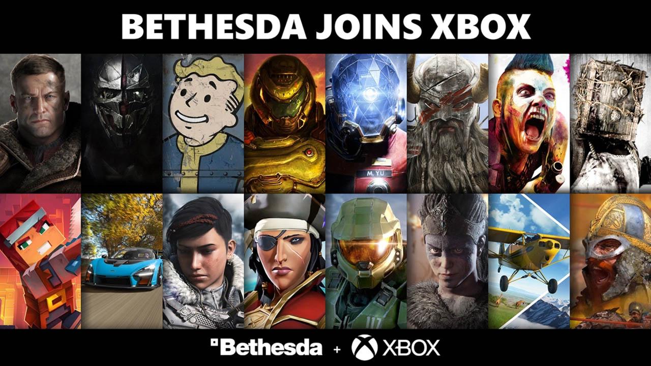 È ufficiale, Microsoft ha completato l'acquisizione di Bethesda thumbnail