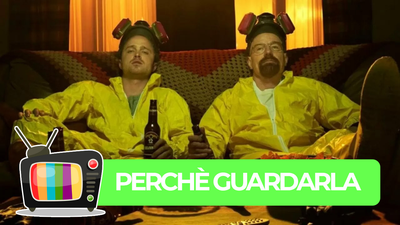Breaking Bad: un borghese piccolo piccolo americano - Perché guardarla? thumbnail