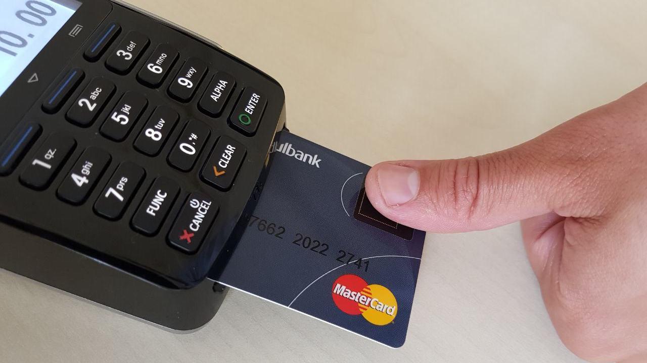 Samsung e Mastercard insieme per una carta di credito biometrica thumbnail