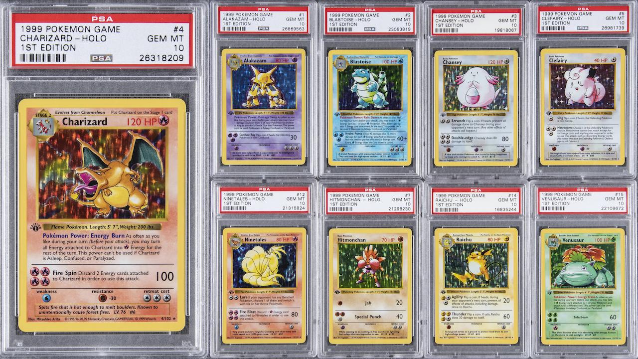 Boom di compravendita di carte dei Pokémon nel 2020 thumbnail