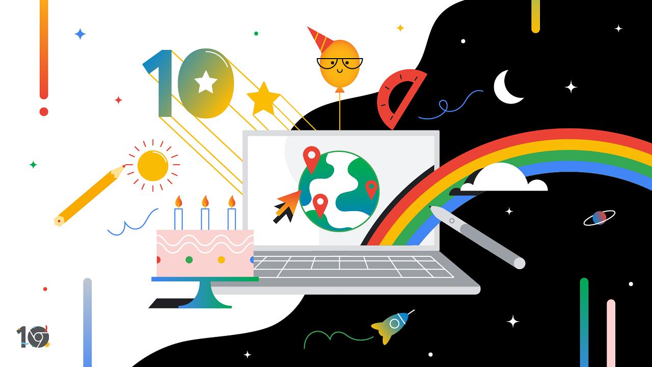 Intel celebra i primi 10 anni dei Chromebook thumbnail