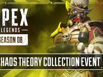 Evento Collezione Teoria del Caos Apex Legends